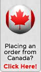 Placing an order from CA? Click Here.